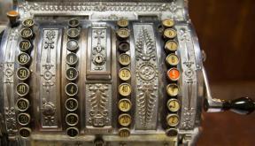 diese Zeiten sind vorbei - elektronische, integrierte Kassen ab sofort.